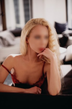 Aminah topless escorts in Sterling Heights, MI